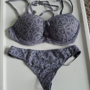 Victoria's Secret Intimates & Sleepwear - Victorias secret bra and panty set